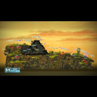 Worms Weapons of Mass Destruction  D1 Version!  Xbox One