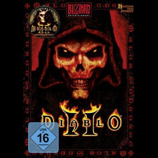 Diablo II  Gold Edition  PC