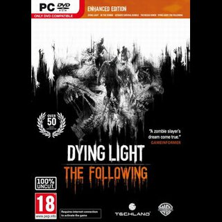 Dying Light: The Following Enhanced Ed. - indiziert (AT)  PC