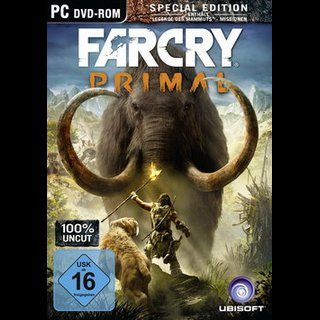 Far Cry Primal  Special Edition  PC