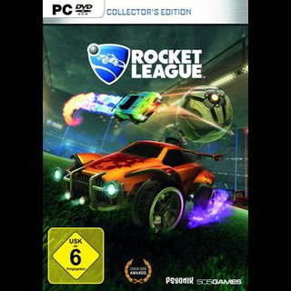 Rocket League  Collector´s Edition  PC