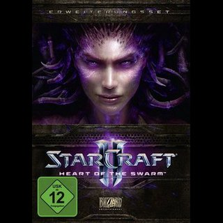 StarCraft II - Heart of the Swarm  PC
