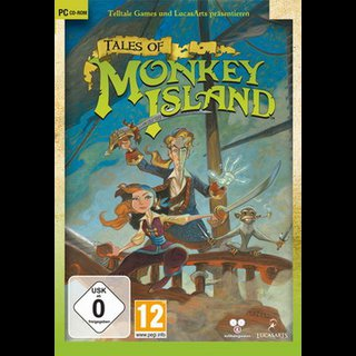 Tales of Monkey Island  PC