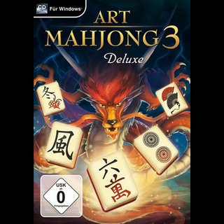 Art Mahjong 3 - DeLuxe  PC