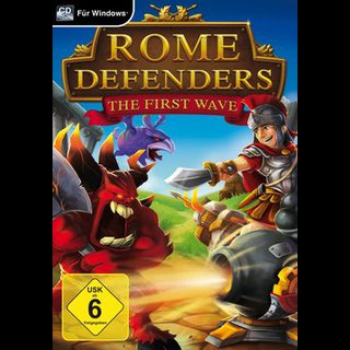 Rome Defenders - The First Wave  PC