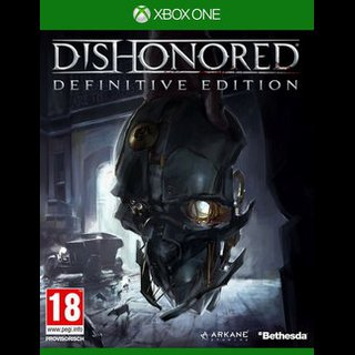 Dishonored  Definitive Edition - Import (AT)  Xbox One