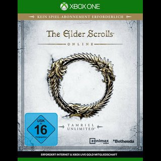 The Elder Scrolls Online: Tamriel Unlimited  Xbox One
