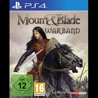 Mount & Blade: Warband HD  PS4
