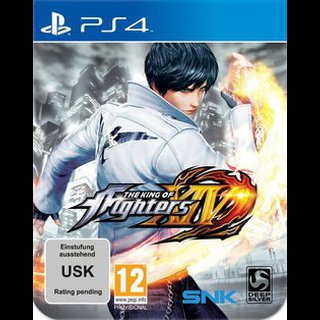 The King of Fighters XIV  Day One Edition  PS4
